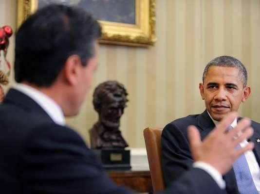 El 27 de noviembre de 2012, cuando Barack Obama recibió a Peña Nieto como presidente Electo, éste le ofreció colaborar para el impulso de una iniciativa de reforma migratoria.