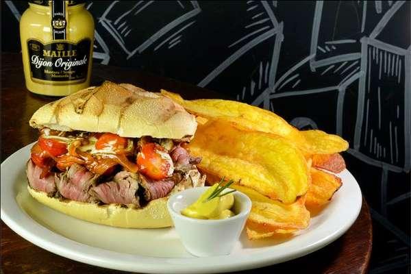 A capital paulista recebe, a partir desta sexta-feira (14), a segunda edição do Sanduweek, um festival totalmente dedicado aos sanduíches
