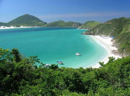 Praias de oito estados são ideais para mergulhar; veja