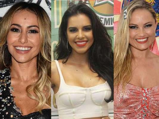Estrelas do Carnaval 2014, Sabrina Sato, Mariana Rios e Ellen Roche capricham nos cuidados com a pele para brilhar na avenida