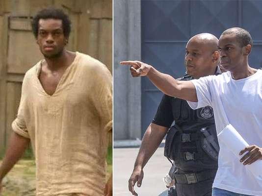 O psicólogo e ator Vinícius Romão, de 27 anos, preso por engano há duas semanas, foi solto no início da tarde desta quarta-feira (26) de um presídio em São Gonçalo, no Rio de Janeiro