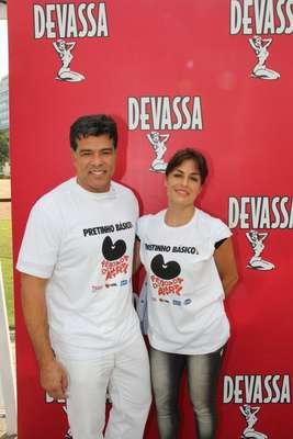 Maurício Mattar foi à Feijoada do Amaral neste sábado, na Hípica do Rio de Janeiro