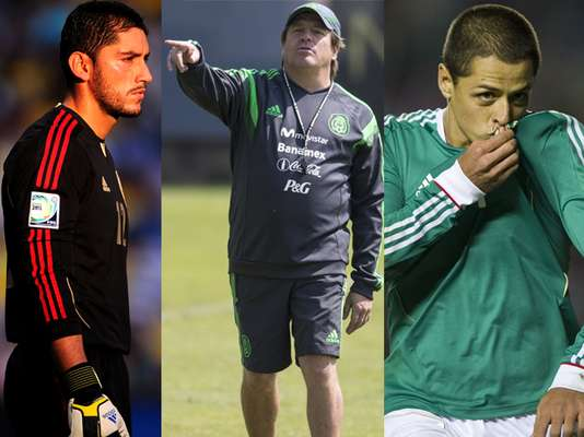La Selección Mexicana ya tiene programados la mayoría de partidos que disputara desde ahora hasta la primera fase del Mundial de Brasil 2014. Miguel Herrera y los directivos mexicanos han elegido diferentes tipos de rivales como preparación para la Copa del Mundo, aquí te contamos las fechas y rivales a los que se medirá el Tri.