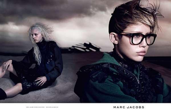 Miley Cyrus é a estrela da campanha de primavera 2014 da Marc Jacobs