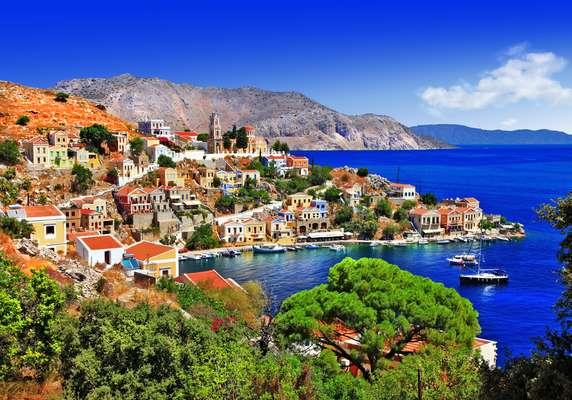 Veja 10 cruzeiros pelas encantadoras ilhas gregas