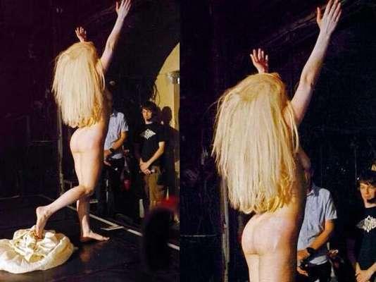 Fotos de Lady Gaga desnudas