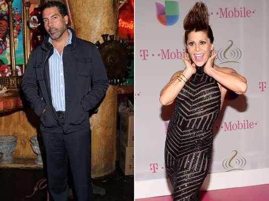 un romance con Pablo Moctezuma, el padre de su hija Frida Sofia ...