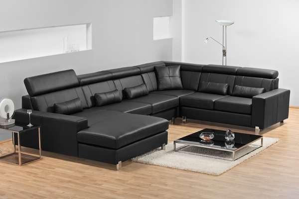 Sofa Em Couro Para Sala De Tv ~ sinônimo de glamour e sofisticação, esta peça é o sofá de couro