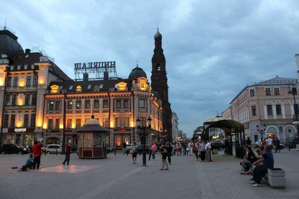 A primeira parada mais popular da Transiberiana está, na verdade, fora da rota clássica. Kazan é uma das cidades preferidas dos russos e costuma ser usada como exemplo de multiculturalismo que deu certo