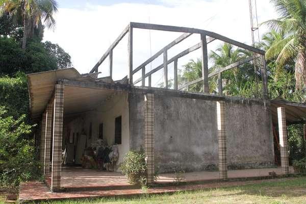 O coronel reformado Paulo Malhães foi assassinado em sua residência, na zona rural de Nova Iguaçu, Baixasa Fluminense, nesta sexta-feira