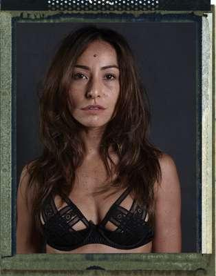 Sabrina Sato topou fazer parte do time de famosas que posaram sem maquiagem para a revista Glamour