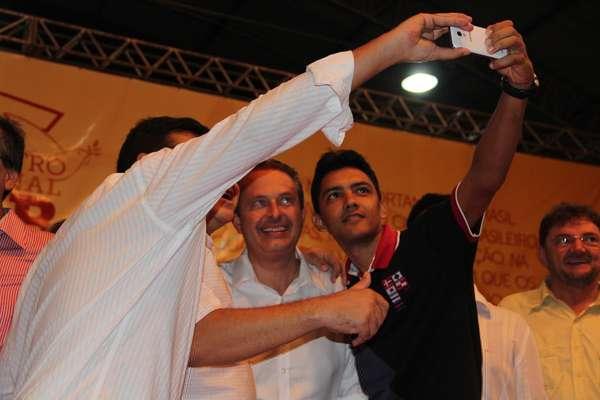 Durante coletiva de imprensa em Timon (MA), o pré-candidato do PSB à Presidência da República, Eduardo Campos, voltou a atacar a presidente Dilma Rousseff e disse que o Nordeste foi abandonado pelo governo atual
