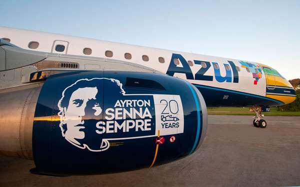 Motores estampam o selo Ayrton Senna Sempre