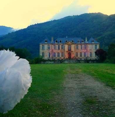 Château de Gudanes, localizado no sul da França