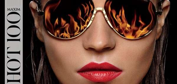 Maxim sigue la tradición y lanza su ranking anual Hot 100. Actrices, modelos, cantantes y más celebridades que encantan a los caballeros.
