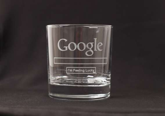 """O copo """"Google Glass"""""""