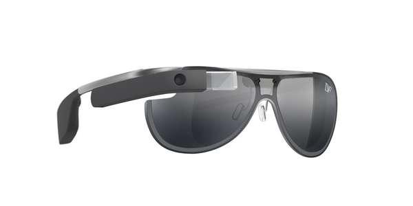 Google Glass por Diane Von Furstenberg