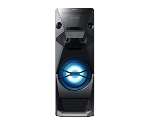 Novo Mini-System da Sony com 1200 W de potência