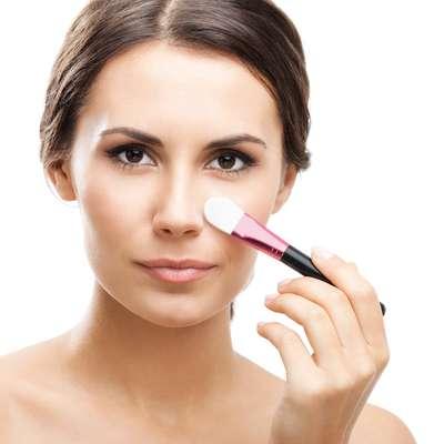 """Aprenda a fazer a make rosto """"quase lavado"""""""