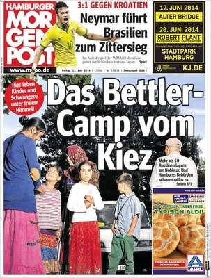 Hamburger Morgenpost (Alemanha)No jogo de abertura da Copa do Mundo, árbitro do Japão dá uma ajuda