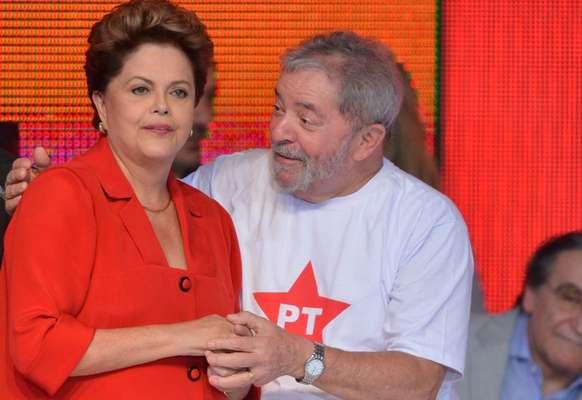 Convenção nacional do PT aconteceu neste sábado em Brasília