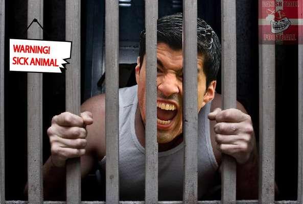 Os italianos não devem estar achando muita graça, mas as piadas envolvendo Luis Suárez ganharam a internet. Torcedores se divertiram com mais um caso de mordida do atacante sobre um rival, desta vez o zagueiro Chiellini durante a vitória por 1 a 0 do Uruguai; veja os melhores memes