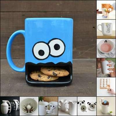 Tazas para tomar caf fotos de los m s innovadores dise os - Tazas de cafe de diseno ...
