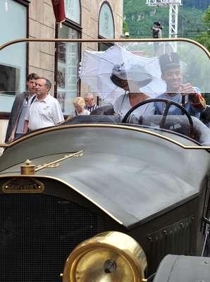 Evento relembra o assassinado herdeiro Austro-Húngaro ao trono arquiduque Franz Ferdinand e sua esposa Sofia, em 28 de junho de 1914
