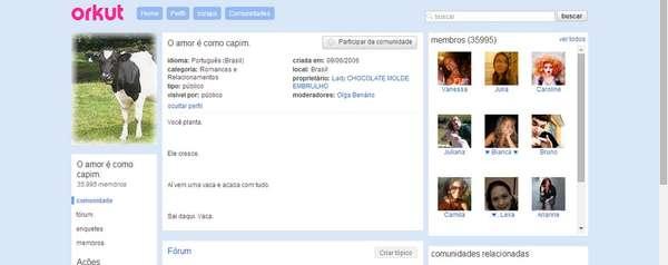 Fim do Orkut: relembre comunidades estranhas e populares