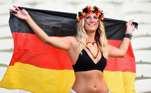 german sexy girl
