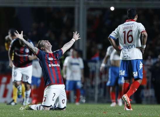 Com vitória por 1 a 0 sobre o Nacional-PAR, San Lorenzo se sagrou pela primeira vez campeão da Libertadores