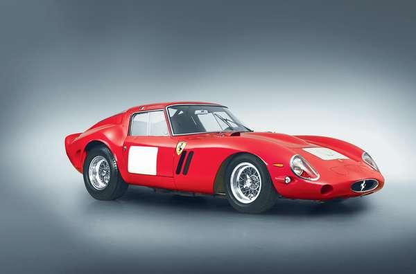 El Ferrari 250 GTO Berlinetta fue modificado para disputar el campeonato mundial de 1962 en la serie de 3 litros de la FIA. Producido en la planta de Scaglietti en Modena corrió en el FIA GT World Championship de 1963 y ganó el título mundial de las dos temporadas en la serie.