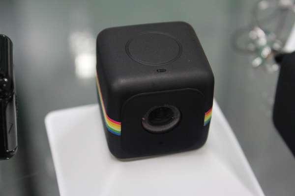 Câmera Polaroid Cube, concorrente da GoPro pela metade do preço