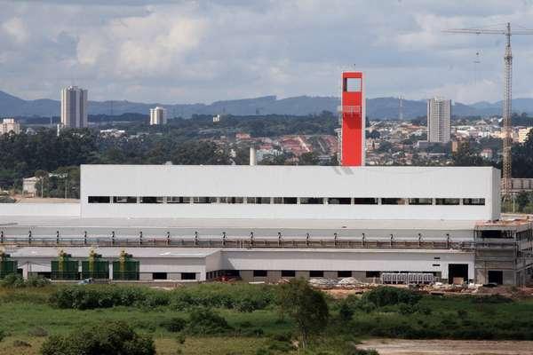 Chery inaugurou fábrica em Jacareí