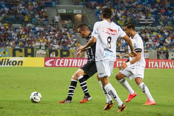 A Arena Pantanal recebeu, nesta quarta-feira, o duelo entre Bragantino e Corinthians pela Copa do Brasil. O jogo terminou 1 a 0 para a equipe de Bragança Paulista