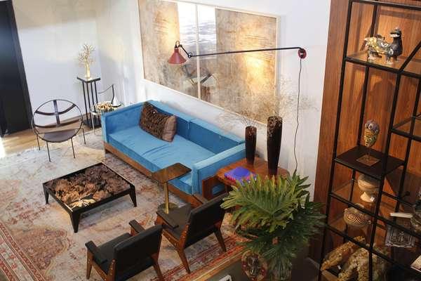 Espaço Lounge Bilheteria Jasmin, de Leocadio Corrent