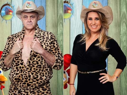 Oscar Maroni e Andréia Sorvetão estão entre os 16 participantes do reality show A Fazenda 7, que estreou no dia 14 de setembro, na Record. Conheça todos os fazendeiros!