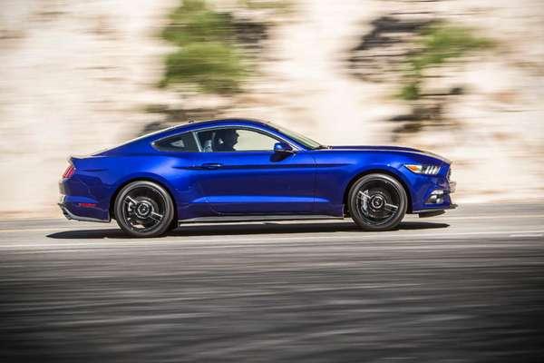 Nova geração do Ford Mustang