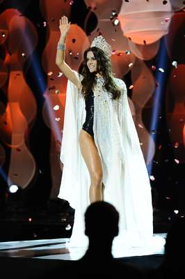 Melissa Gurgel, do Ceará, conquistou o título de Miss Brasil 2014, na madrugada deste domingo (28), e representará o País no Miss Universo, em Miami