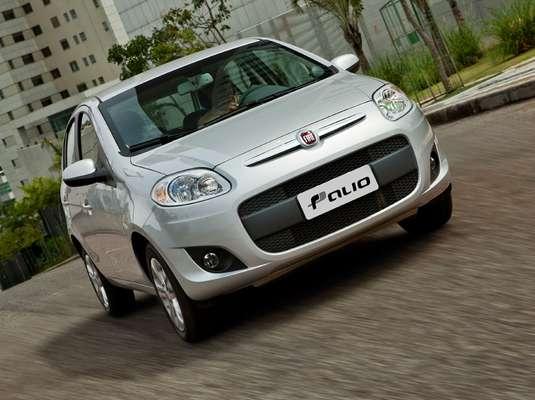 Fiat Palio - 15.907 unidades vendidas
