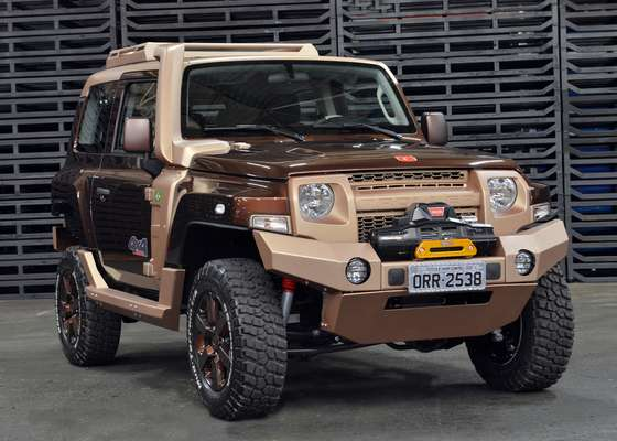 Troller Especial Off-road