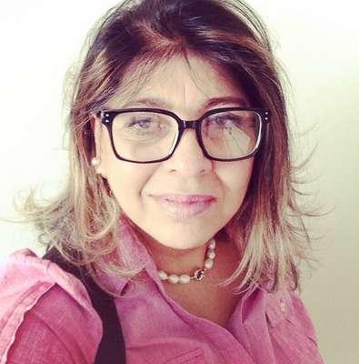 Roberta Miranda adotou um cabelo médio, tendência entre as famosas em 2014