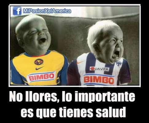 Memes Del Monterrey Al America
