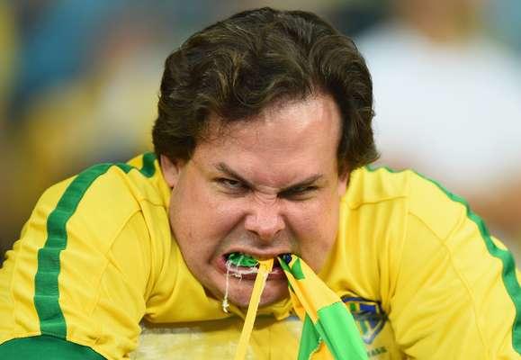 Não foi fácil de engolir o 7 a 1! Torcedor brasileiro se revolta com a goleada sofrida para a Alemanha na semifinal da Copa do Mundo