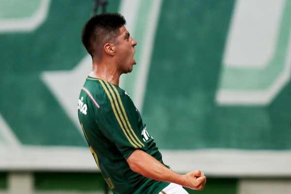 O Palmeiras venceu o Rio Claro por 3 a 0 nesta quarta-feira, em partida válida pela quarta rodada do Campeonato Paulista