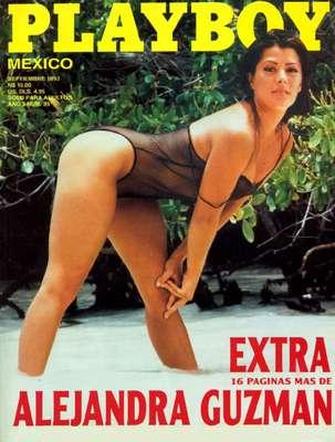 hija para la revista playboy la cantante mexicana apareci sin ropa