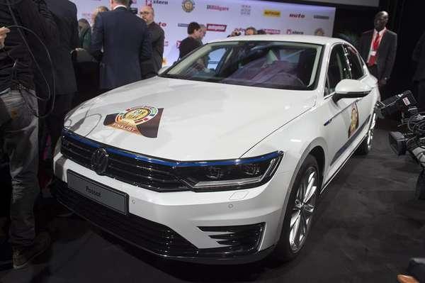 """El """"Coche del Año"""", concedido al Volkswagen Passat"""