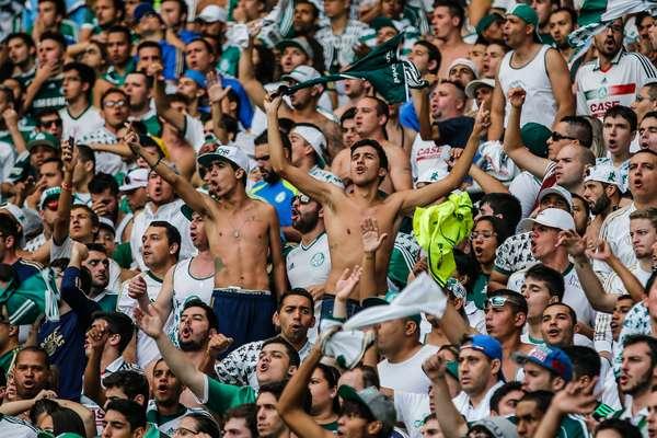 Palmeiras x Botafogo-SP: 35.939 torcedores