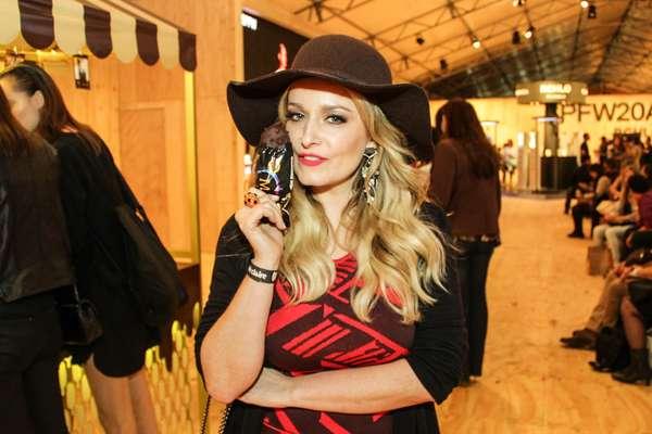 Luciana Vendramini, 42, atriz