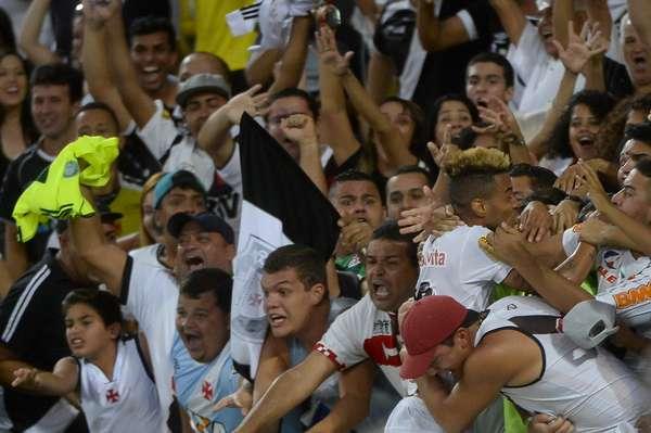 Com gol nos acréscimos, Vasco acabou com a vantagem do Botafogo na decisão do Carioca